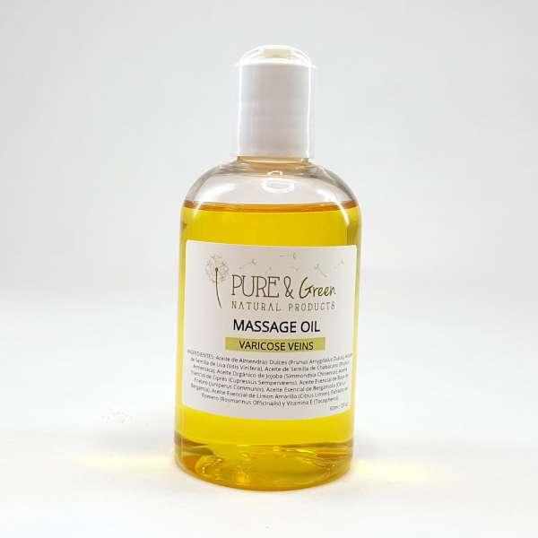 Varicose Veins Aceite para masajes