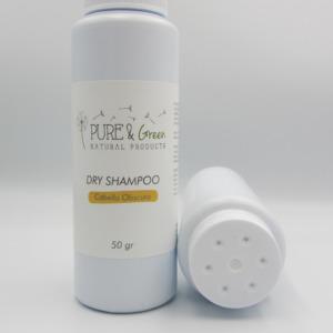 Dry Shampoo Cabello Obscuro
